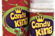 Candy King Strawberry Watermelon Ejuice Review