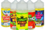 Strawberry Queen and Candy King E-juice Collections Review