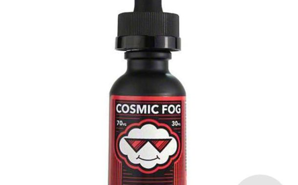 Sonrise E-Juice By Cosmic Fog Review