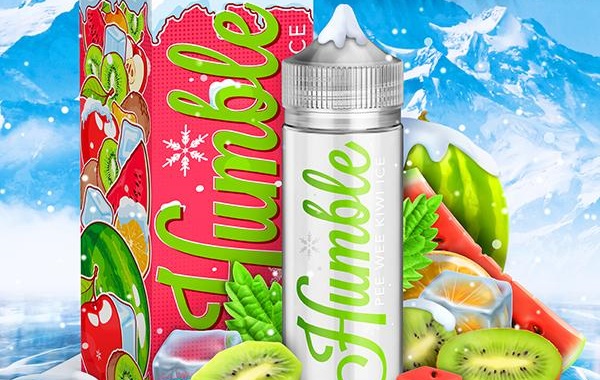Ice Pee Wee Kiwi E-liquid by Humble Juice Co. Review