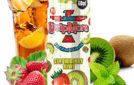 Drip More Strawberry Kiwi E-Liquid Review