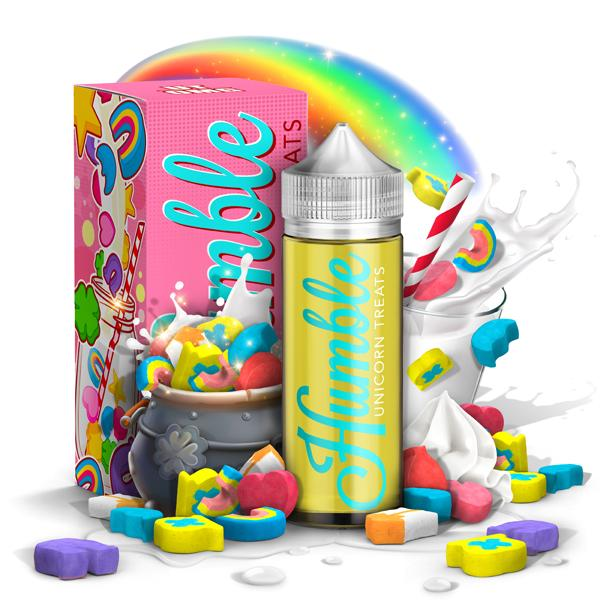 Unicorn Treats E-Liquid by Humble Juice Review