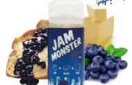 Blueberry E-Liquid by Jam Monster Review