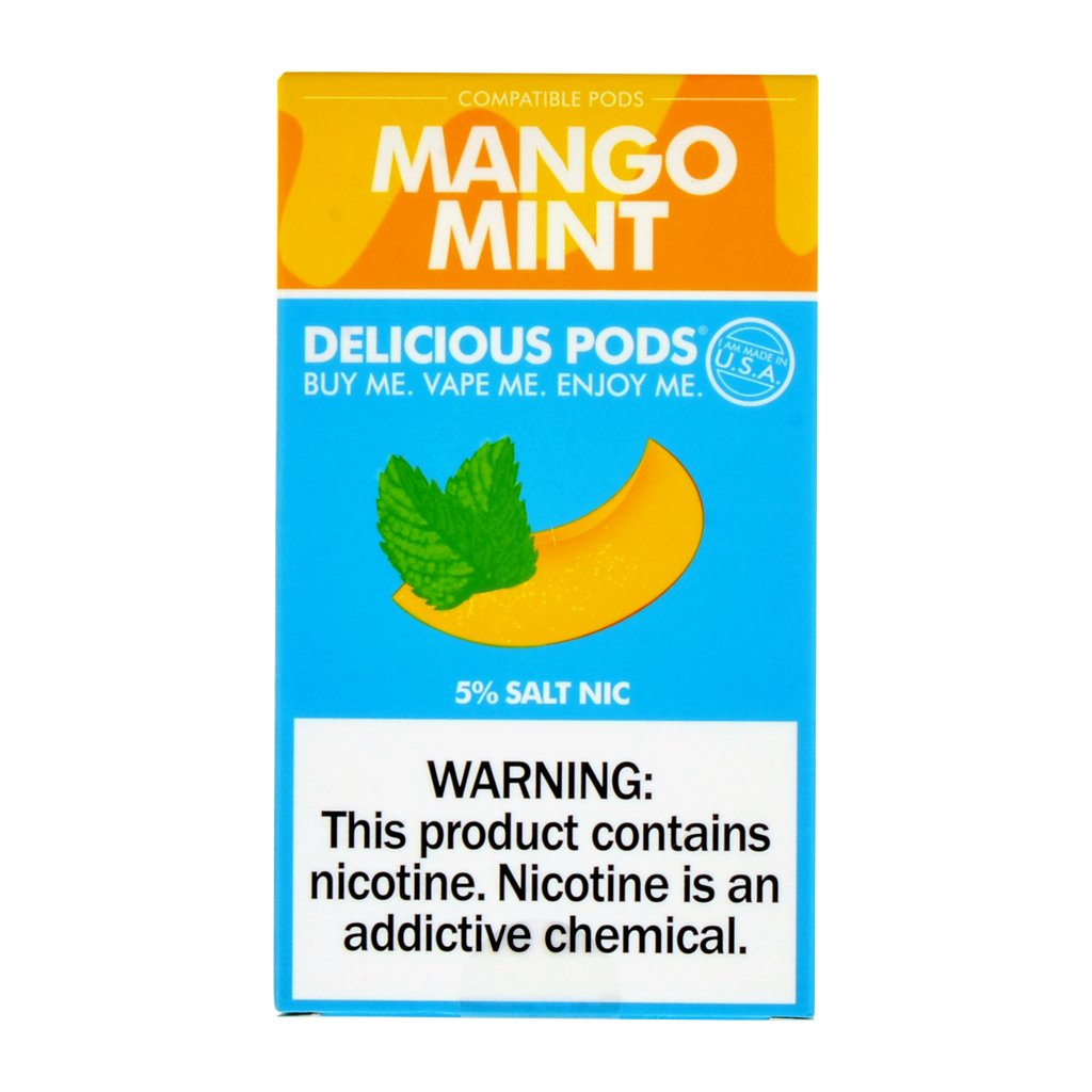 Mango Mint by Delicious Pods Review