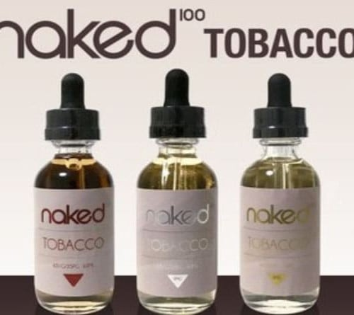 Naked 100 Tobacco Bundle Review