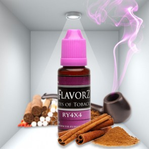 RY4X4 E-Juice by FlavorZ Review