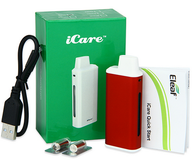 Eleaf iCare Kit Review