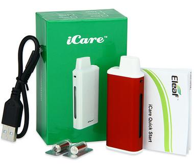 Eleaf iCare Kit Review
