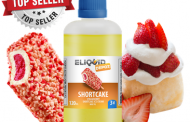Eliquid Depot Shortcake E-juice Review