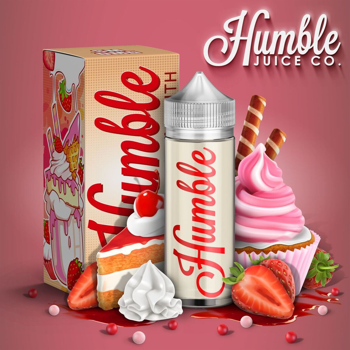 Review of Smash Mouth by Humble Juice