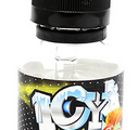 Fat Panda's Mango Papaya Icy Fresh E-juice Review