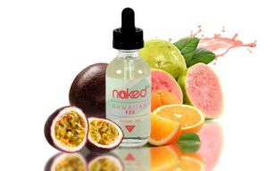 Hawaiian POG E-Juice by Naked 100 Review