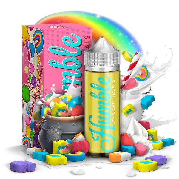 Unicorn Treats E-Liquid by Humble Juice Review