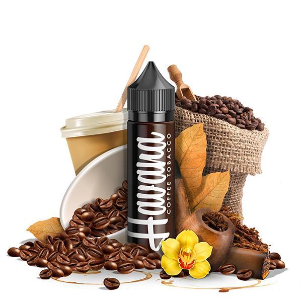 Havana Juice's Coffee Tobacco E-Juice Review