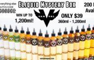 Vanval Vapor Mystery Box $25.00