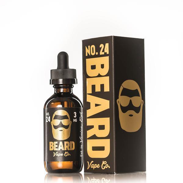No. 24 by Beard Vape Co. Review