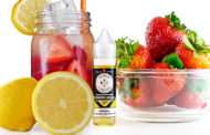 Strawberry Lemonade Salt Nic by The Dollar E-Juice Club Review
