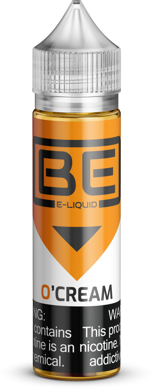 O'Cream E-liquid by BE Liquid Review