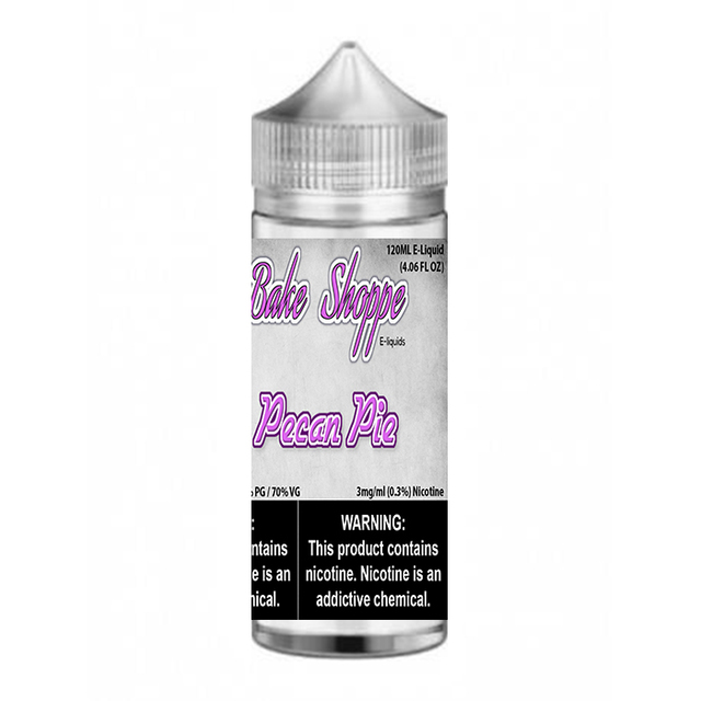 Pecan Pie E-Liquid by Bake Shoppe Review