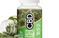 Review of CBDfx's CBD Gummies Tumeric and Spirulina