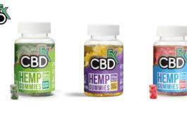 CBDfx CBD Gummies Review