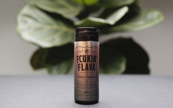 Fcukin Flava Vanilla Tobacco Nicotine Salt Review