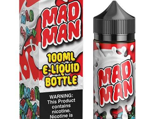 Mad Man E-Juice Review