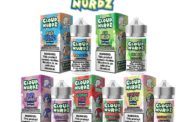 Cloud Nurdz Vape E-Juice Fruit Iced Review