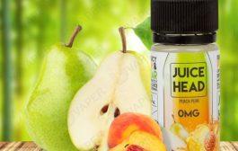 Peach Pear e-Liquid by Juice Head Reveiw
