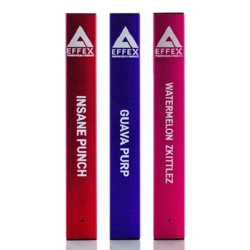 Delta 8 by Delta Effex THC Disposable Devices Review