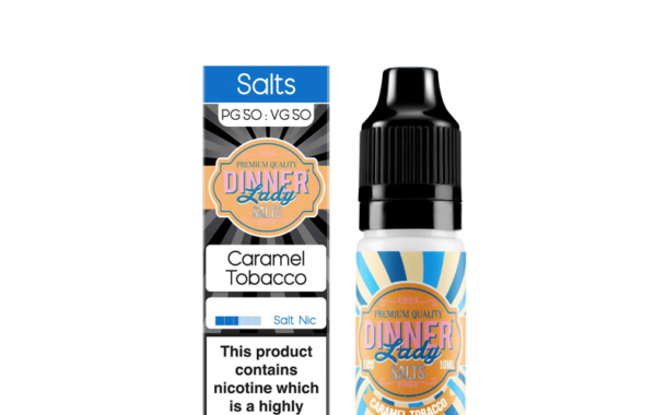 Tropical Fruits E-liquids by Dinner Lady Salts Review