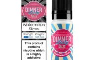 Watermelon Slices Nic Salt E-Liquid by Dinner Lady Review